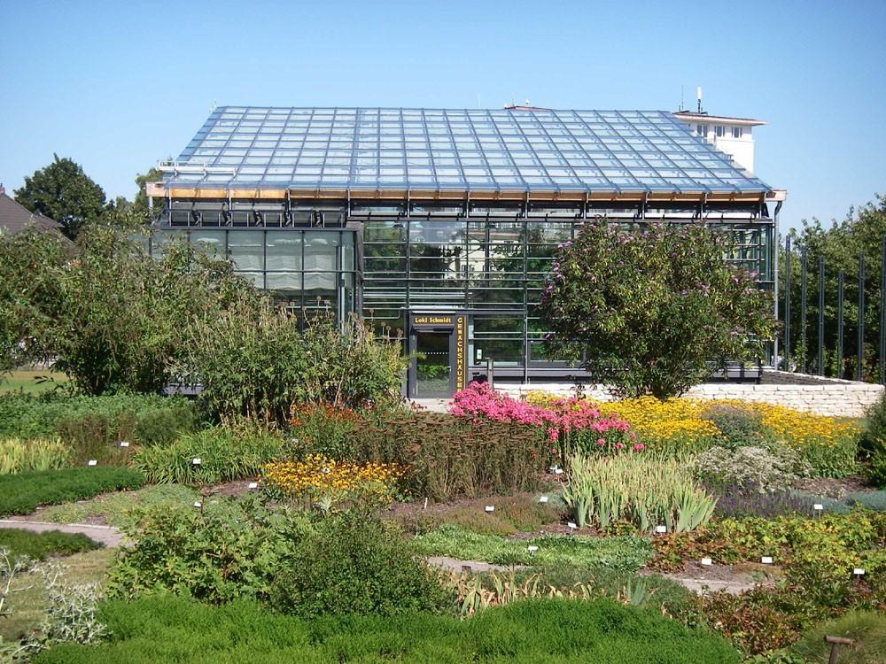 Garten Rostock botanischer garten rostock